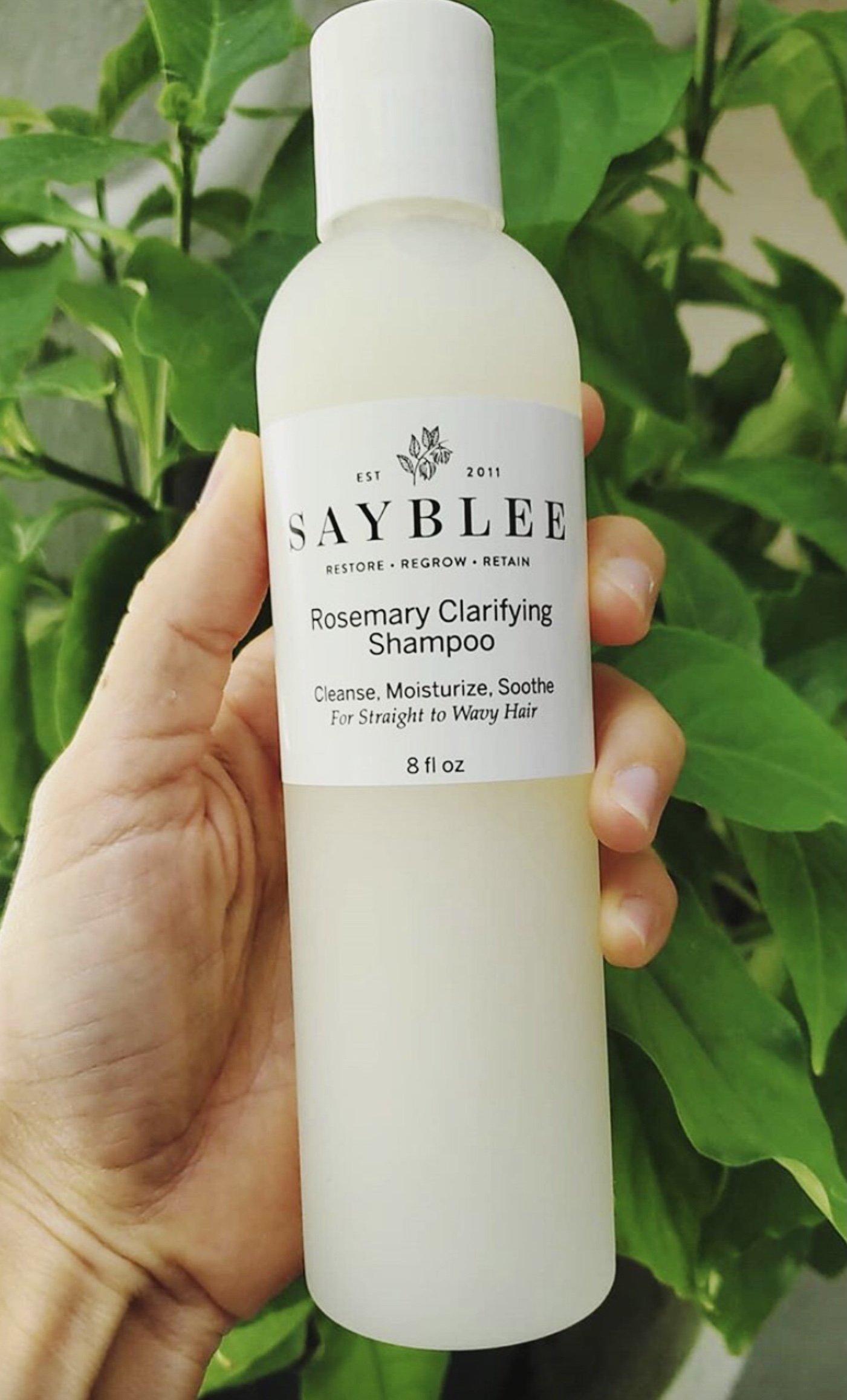 Rosemary Clarifying Shampoo