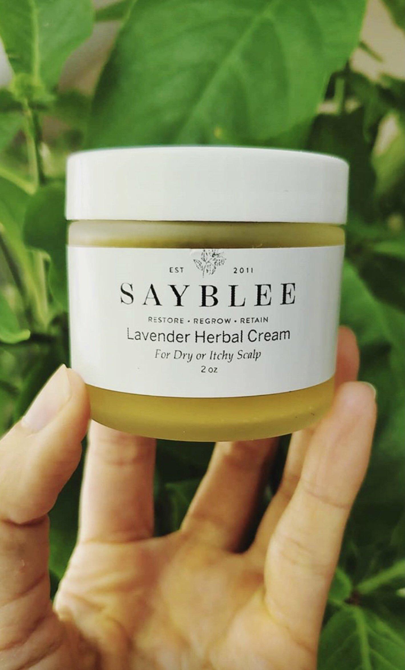 Lavender Herbal Cream